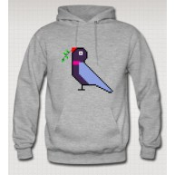 The early Bird Hoodie